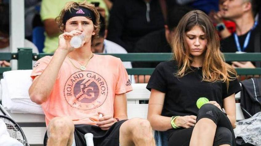 "Zverev's parents against Sharypova: ""She was always a party girl"""