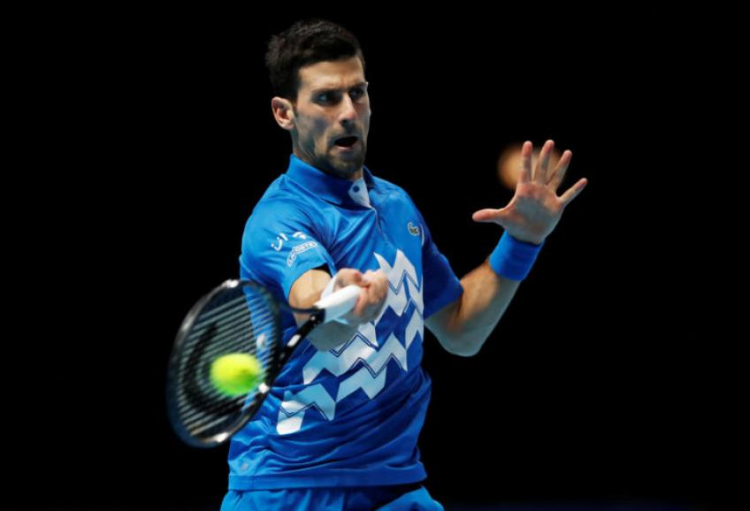 'Novak Djokovic's not an incredibly aggressive returner, but...', says former No. 1