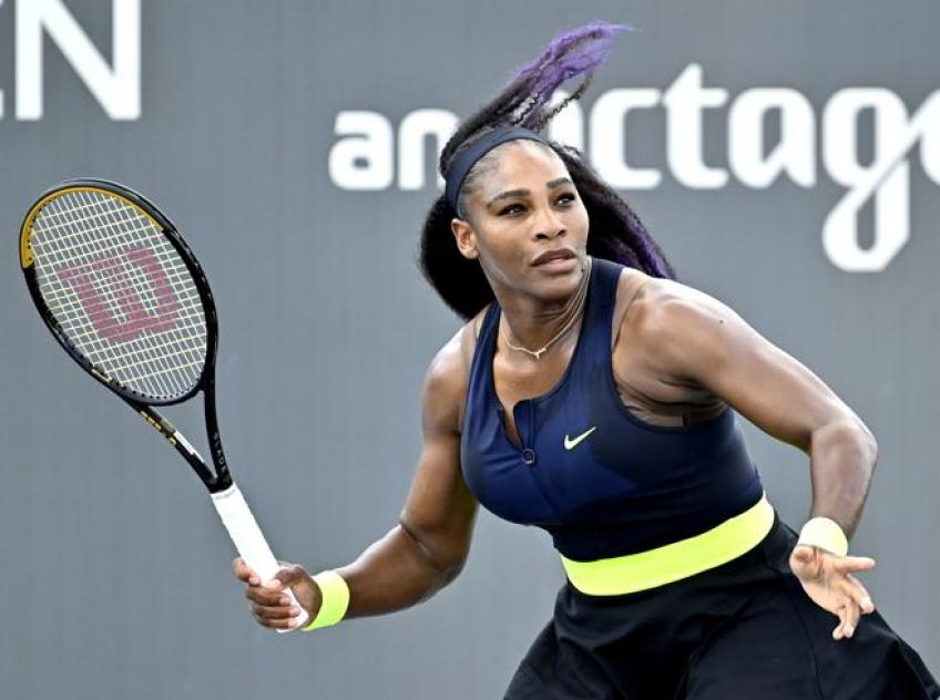 """Serena Williams: """"I faced adversity in my first tennis steps"""""""