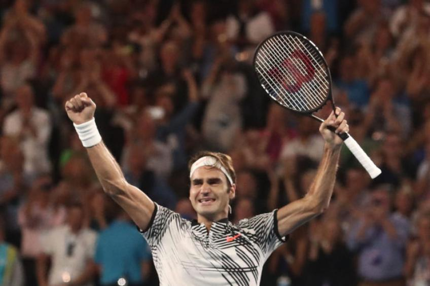 'Roger Federer wouldn't have been up for a chat that early', says ATP ace