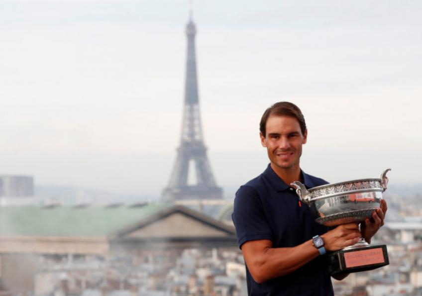 Rafael Nadal: 'In my wildest dreams, I wouldn't have imagined this'