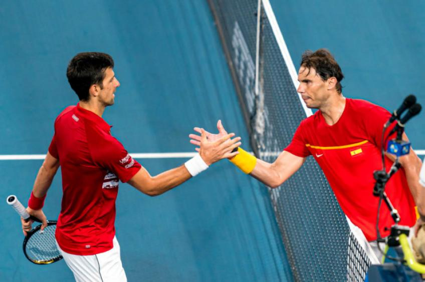 Top coach predicts Roger Federer, Nadal and Djokovic's culmination