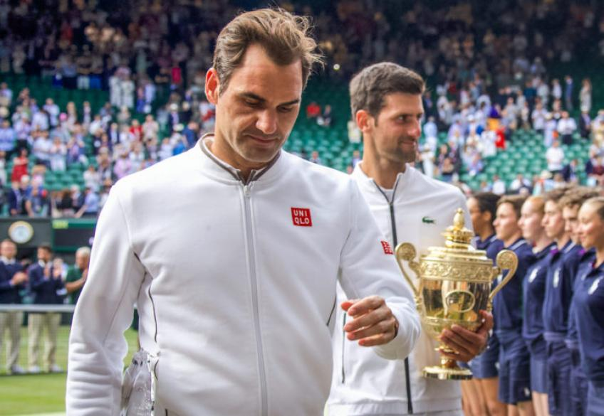 Roger Federer: 'I think we get the best out of one another'