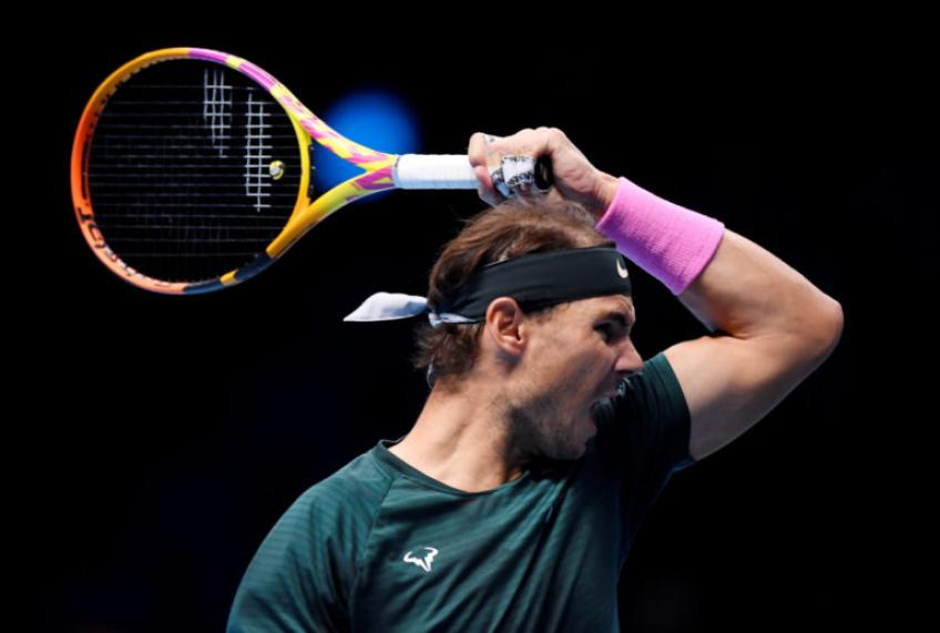 'Rafael Nadal was training as if...', says young star