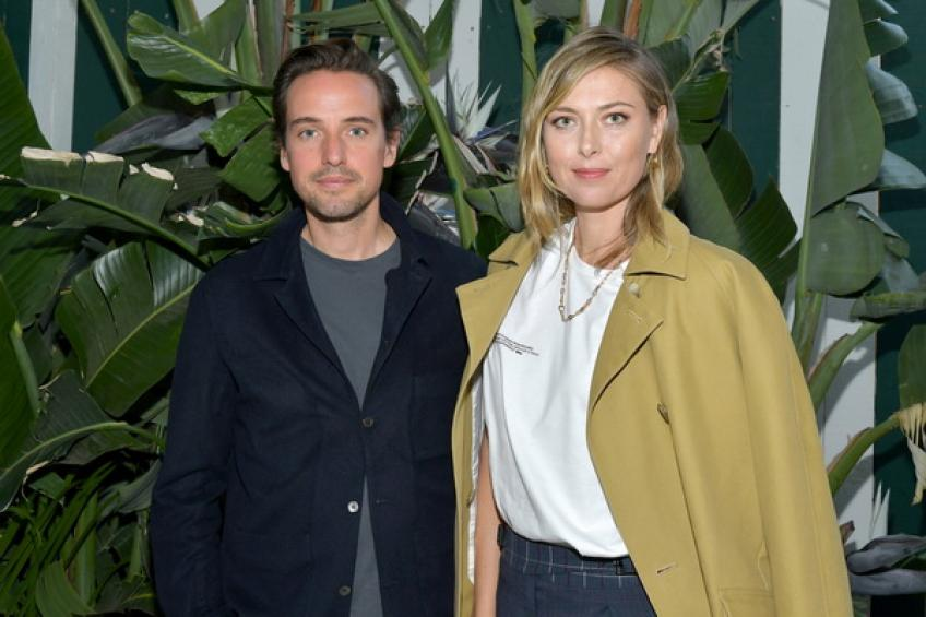 Maria Sharapova gets engaged with Alexander Gilkes: 'Our Little Secret'