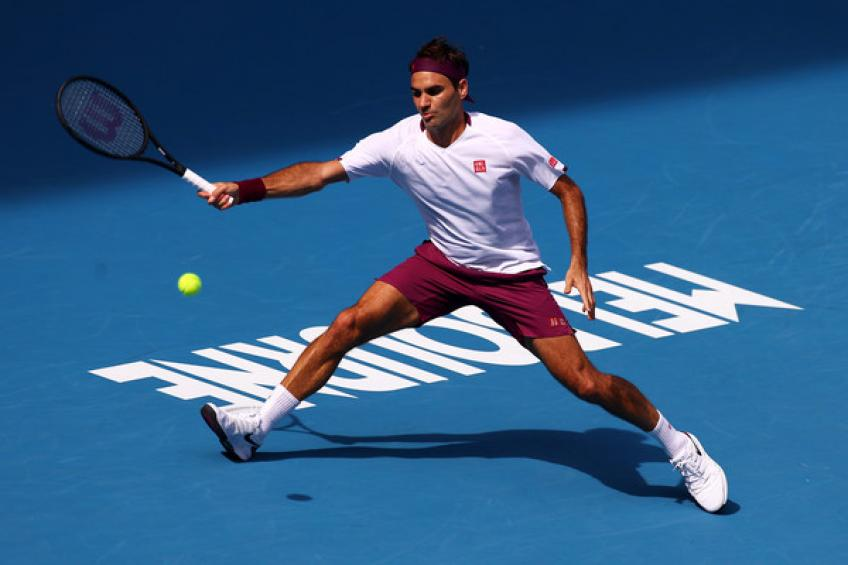 'Roger Federer makes it fun', says agent