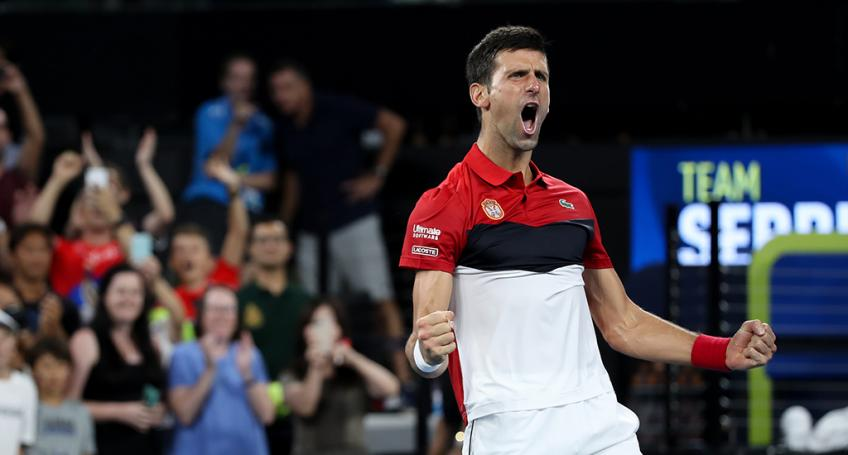 Novak Djokovic to kick off his 2021 season at ATP Cup