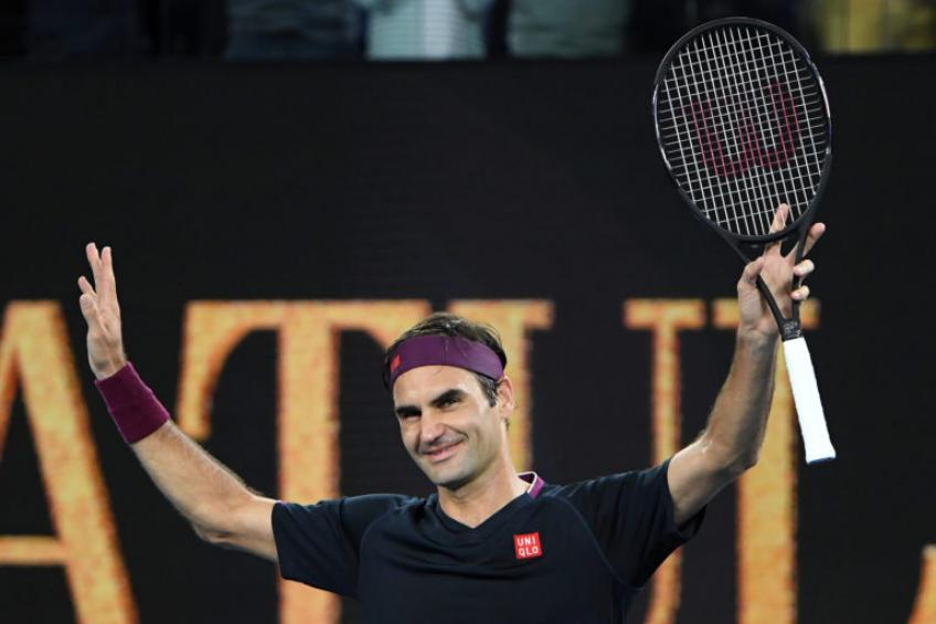 Roger Federer: 'Training indoors in the cold is not exactly ideal'