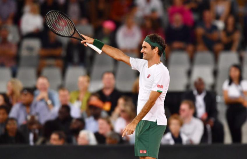 Roger Federer: 'All four have arrived where they can play a longer rally'
