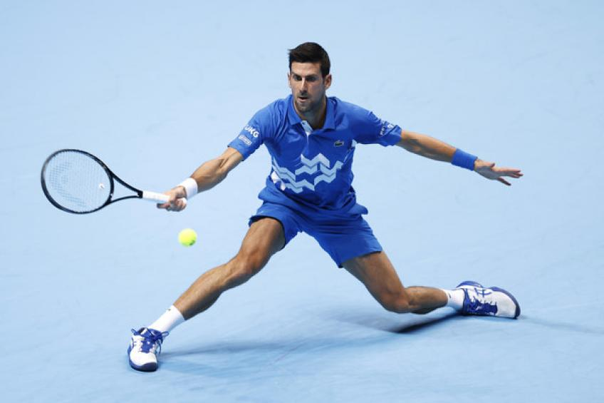 Novak Djokovic steps down from the ATP Players Council to avoid conflict of interests