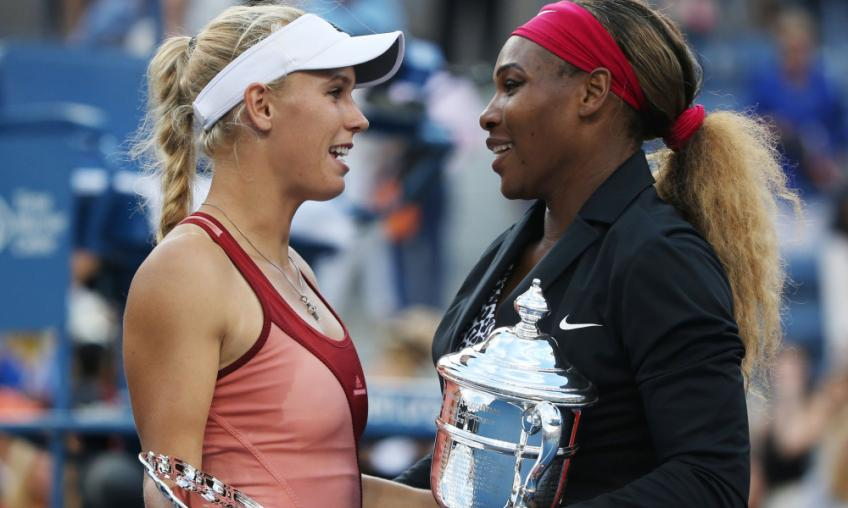 The exhibition between Wozniacki and Serena Williams will happen!