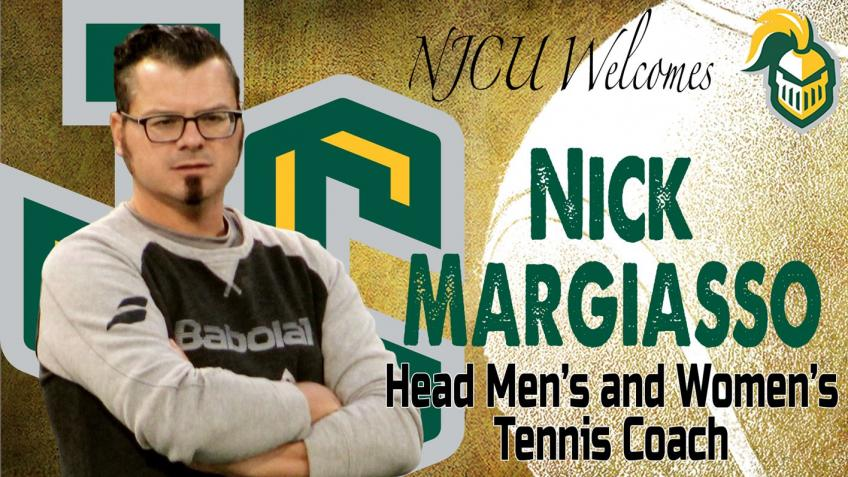 Nick Margiasso, Head Tennis Coach at NJCU - Podcast