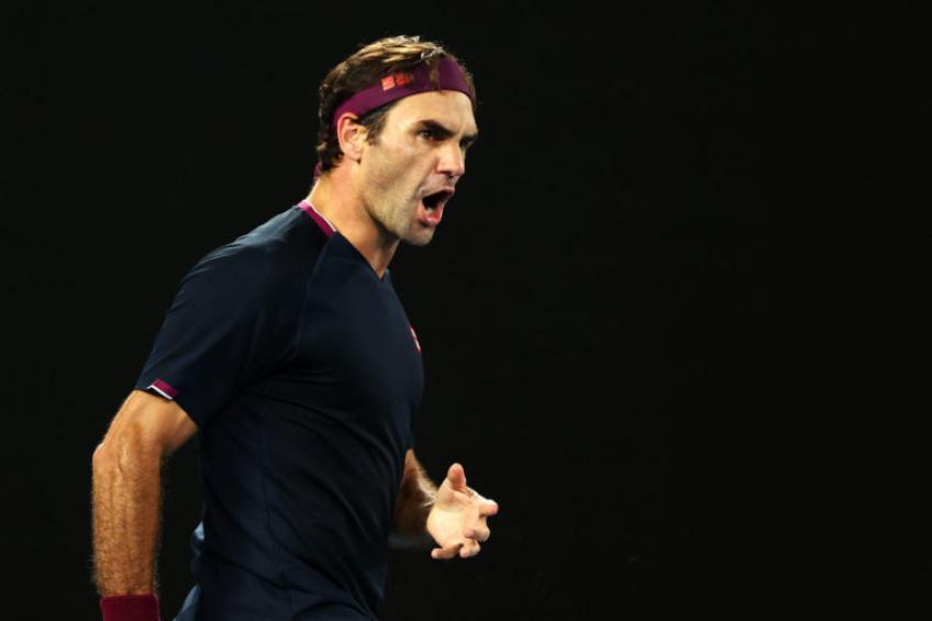 Roger Federer: 'Let's hope it all gets better next year. I can't wait to see...'