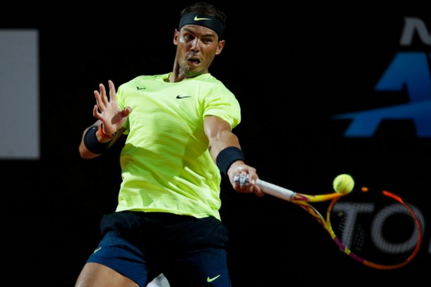 2020 in Review: Rafael Nadal sinks Dusan Lajovic to sail into Rome quarter-final