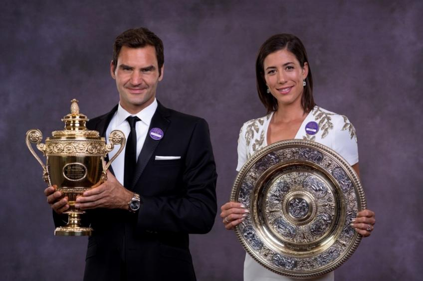 "Garbine Muguruza: ""Roger Federer's proposal will end up in oblivion"""