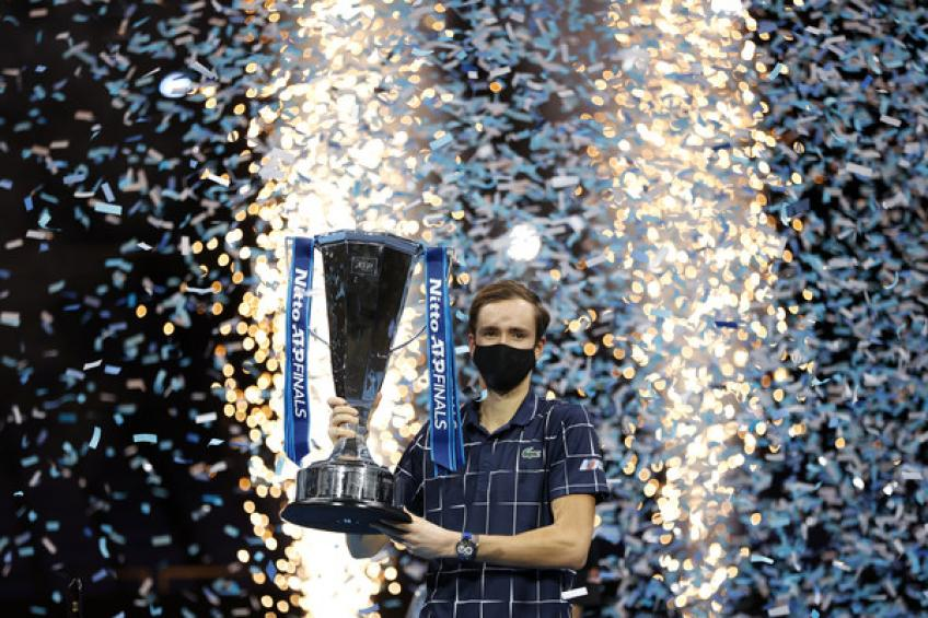 Daniil Medvedev: 'I defeated Rafael Nadal, but my best 2020 win came against..'
