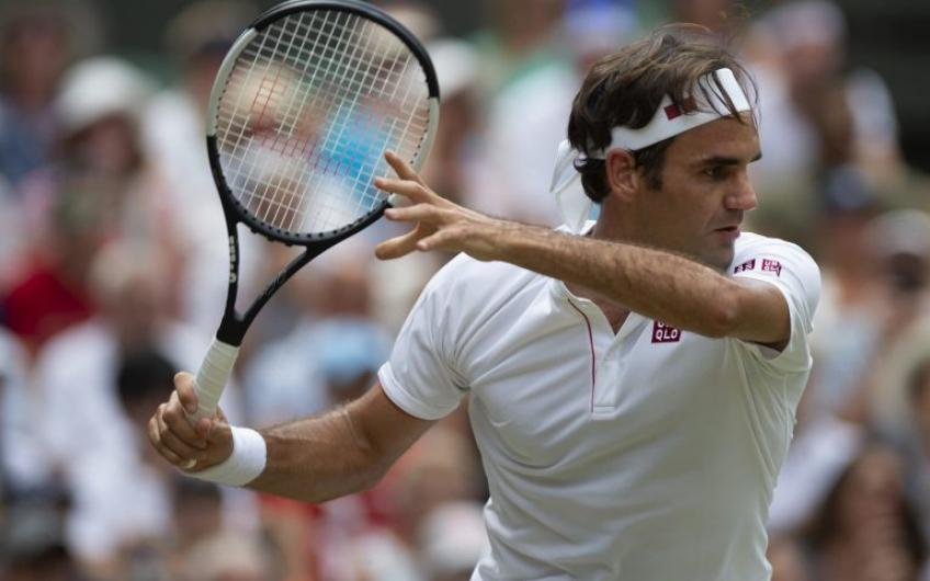 'We know that Roger Federer is the king of grass but...', says physiotherapist
