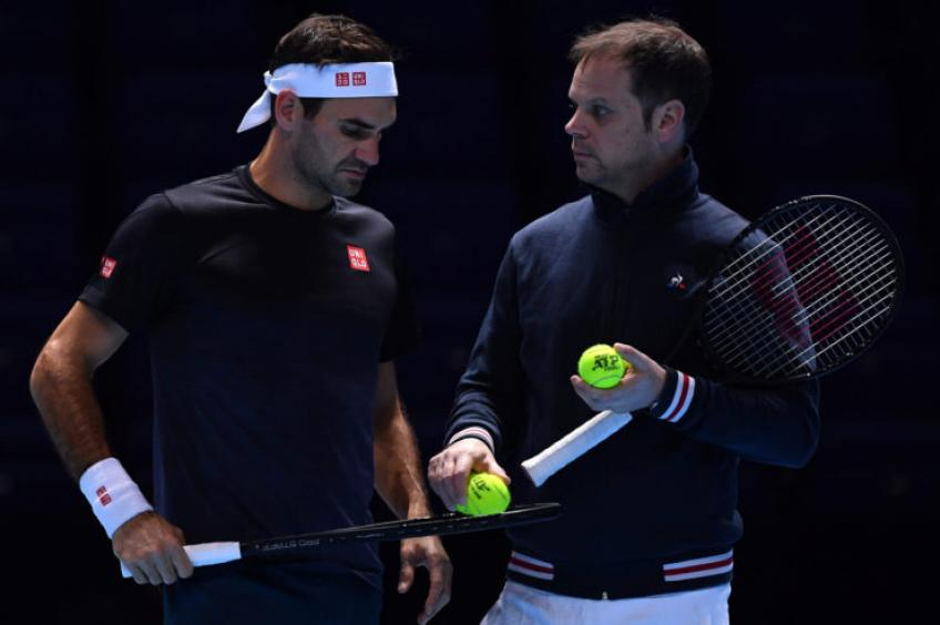 'Roger Federer is the best player of all time in tennis for sure', says physio