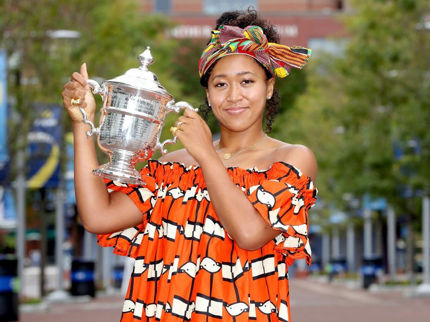 Is Naomi Osaka about to give up her US citizenship?
