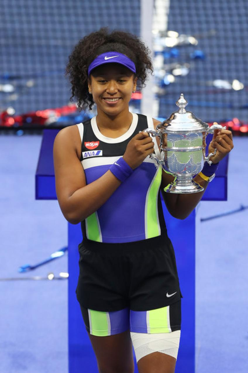 Naomi Osaka's strategies on winning will keep her opponents guessing this season