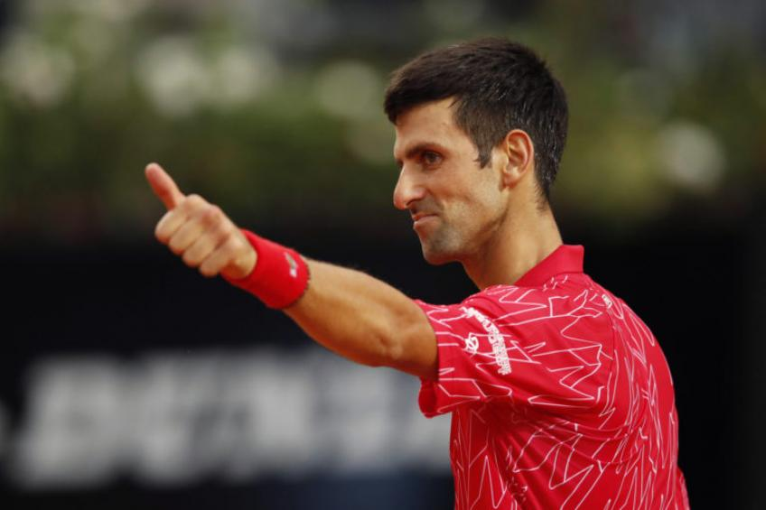 'Thank you Novak Djokovic for fighting together against...', says director