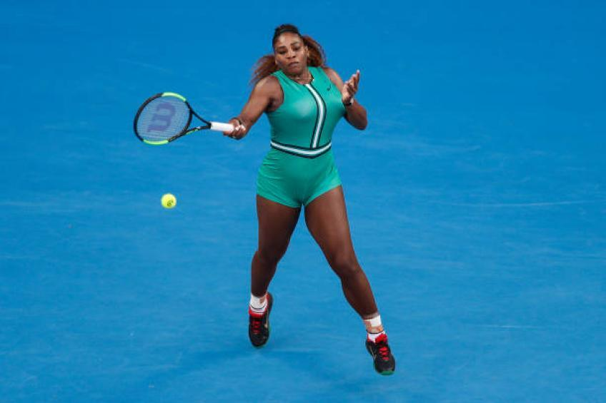 "Raffaella Reggi: ""Serena Williams has lost shine"""