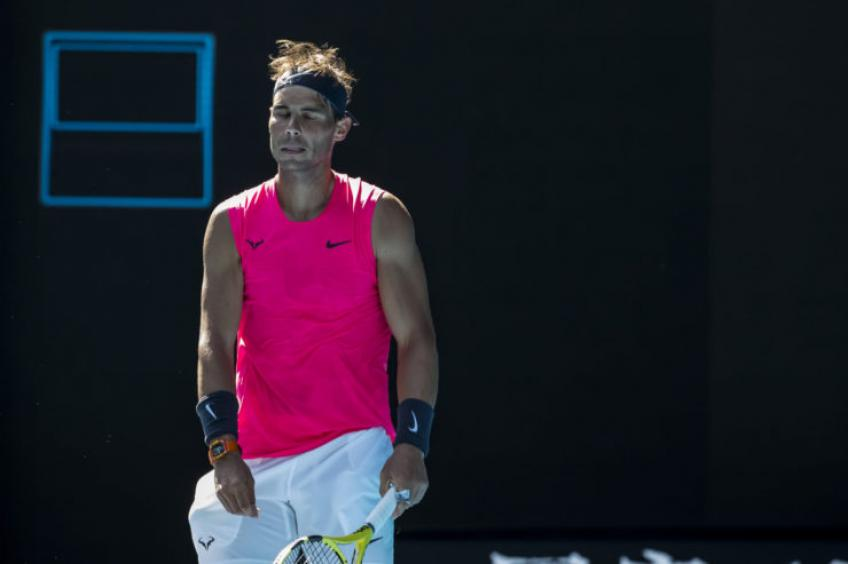 Rafael Nadal: 'When you accumulate problems, you have...'