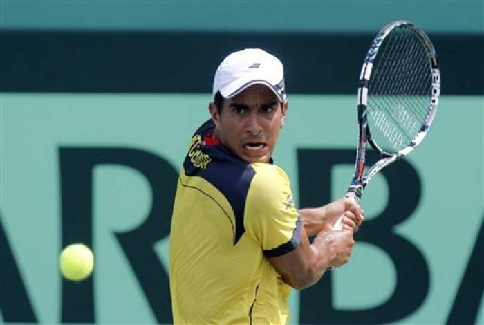 Davis Cup - Ecuador and Colombia advance to World Group play-offs