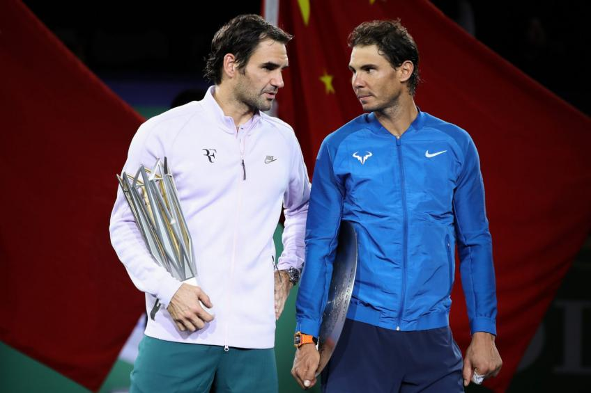 'They brought Tiger Woods into Roger Federer's box', says agent