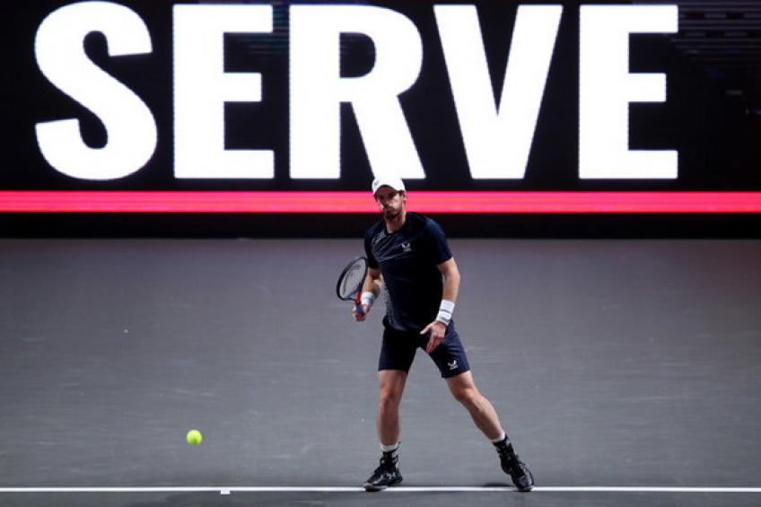 Andy Murray puts Melbourne trip on hold after testing positive