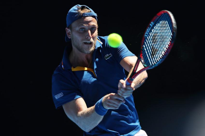 Denis Kudla speaks on his condition after testing positive at AO qualifying