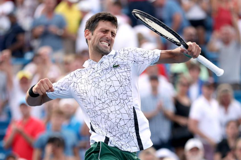 'It is up to us to fight and justify all Novak Djokovic's love', says WTA star
