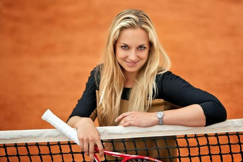 Sabine Lisicki and her battle against mononucleosis