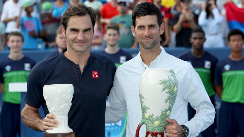 'We can say that we dueled with Roger Federer, Nadal, Djokovic', says Top 5