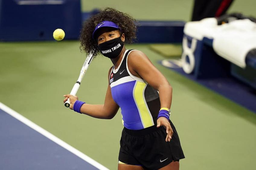 """Naomi Osaka: """"We too are victims of racism. I won't shut up and dribble!"""""""