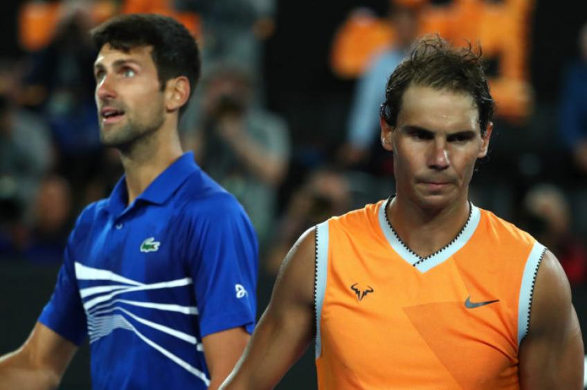 'Rafael Nadal and Djokovic are always treated better', says doubles player
