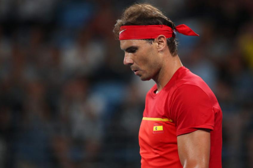 'When Rafael Nadal began to stand out as a tennis player...', says Xisca
