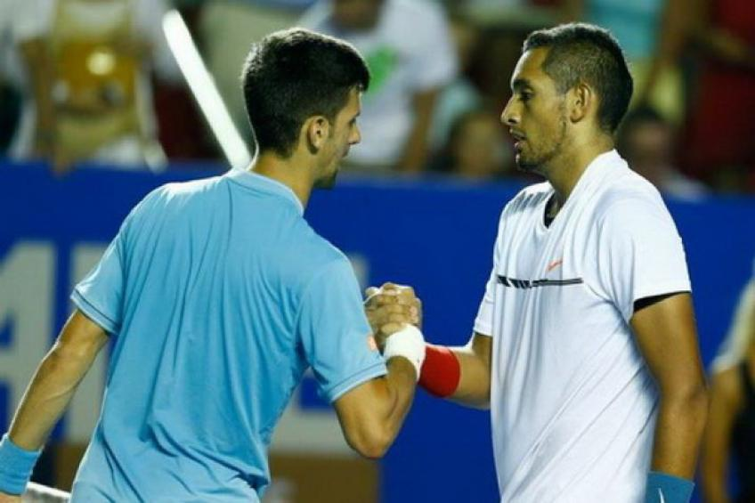 Nick Kyrgios: 'Novak Djokovic can't be the GOAT, he lost to me twice'