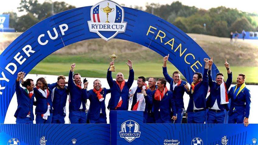 Ryder Cup, plan for over 40.000 fans daily