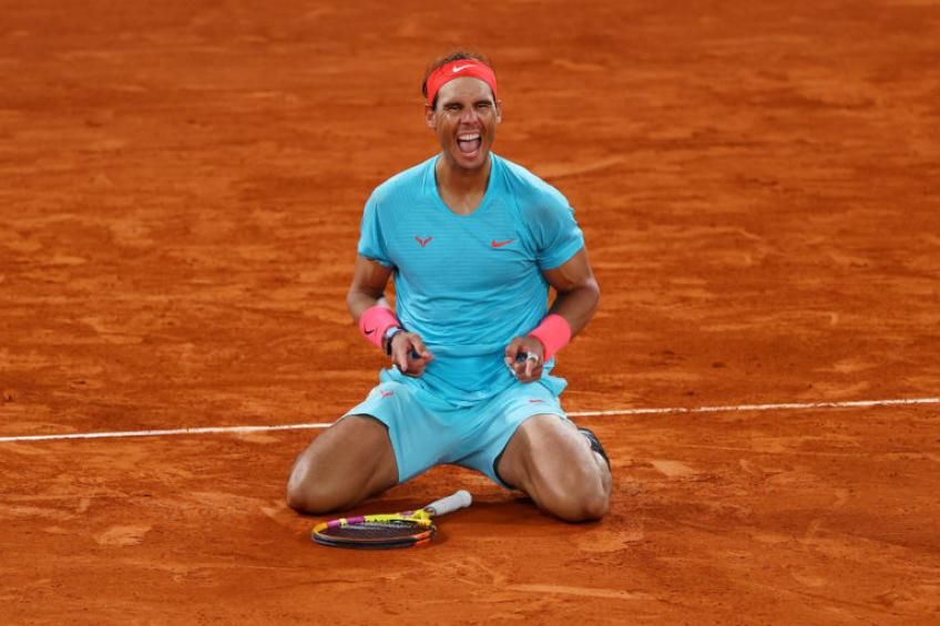 'Rafael Nadal's in a class of his own', says Grand Slam champion