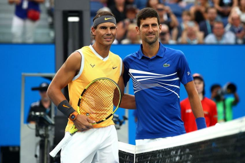 Wolfgang Thiem: 'We are yet to see Rafael Nadal, Novak Djokovic in Adelaide'