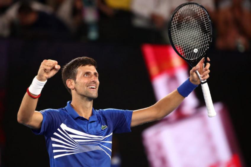 Novak Djokovic: 'I understand the frustration of the people having...'
