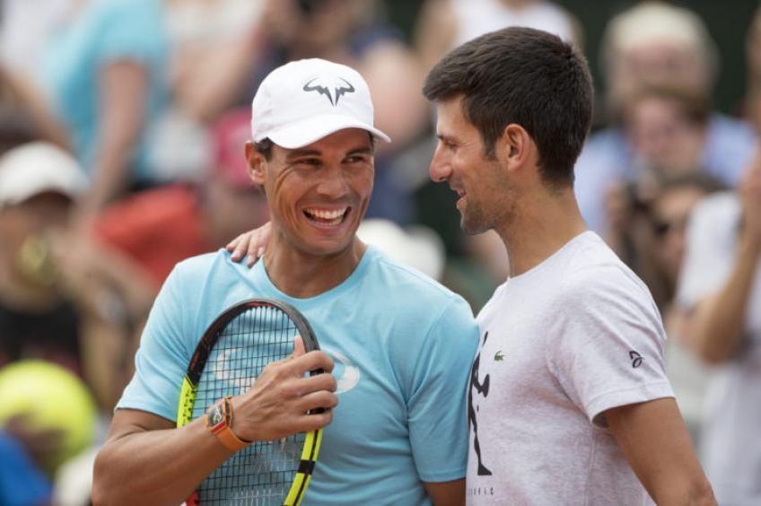 'Roger Federer, Nadal, Djokovic will not be at the top for long and...', says coach