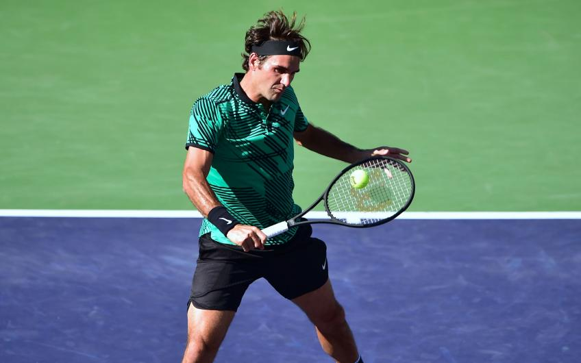 Roger Federer: 'Maybe on the court, it looks like I'm doing it alone'