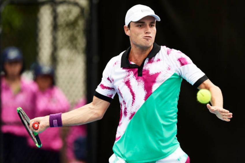 Christopher O'Connell ready to compete against top players at Australian Open