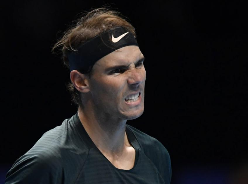 Rafael Nadal: 'I've never been obsessed about trying...'