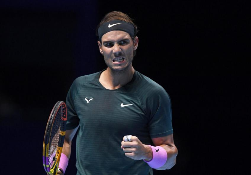 """Rafael Nadal: """"No more complaining about what we don't have"""""""