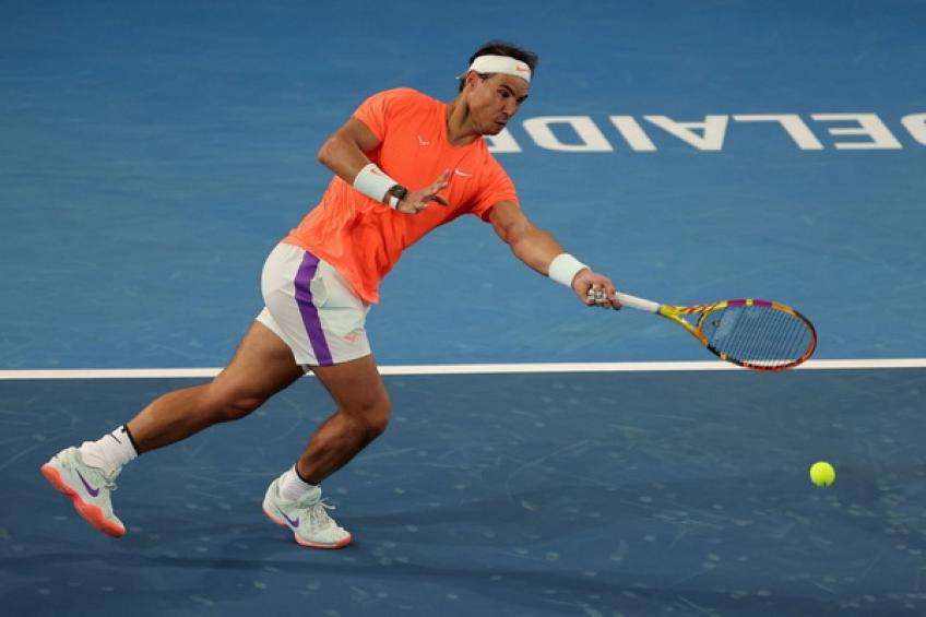 'Rafael Nadal could lack rhythm at the beginning of the season,' says Aussie legend