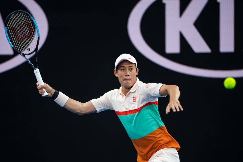 Kei Nishikori felt worried for his fitness after being placed in AO quarantine