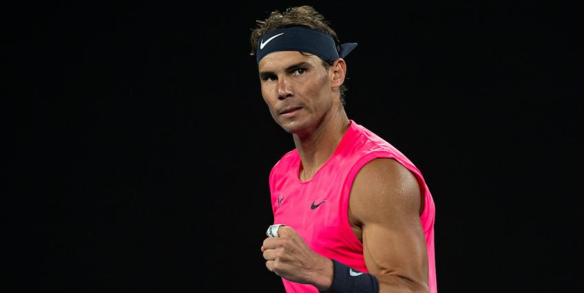 ATP Cup: Stiff back forces Rafael Nadal to sit out Spain's first tie